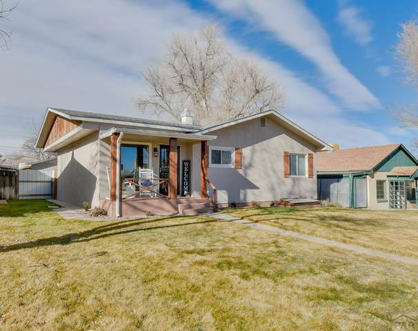 307 Henry Ave, Pueblo, CO 81005 (MLS #191345) :: The All Star Team