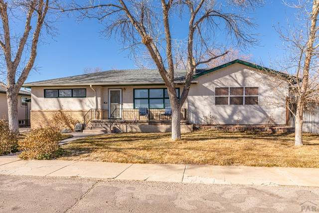 401 Cleveland St, Pueblo, CO 81004 (MLS #191361) :: The All Star Team