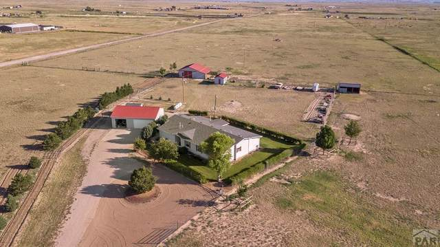6289 S Galbreth Rd, Pueblo, CO 81005 (MLS #191373) :: The All Star Team