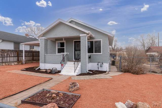 1611 E 12th St, Pueblo, CO 81001 (#191413) :: The Artisan Group at Keller Williams Premier Realty