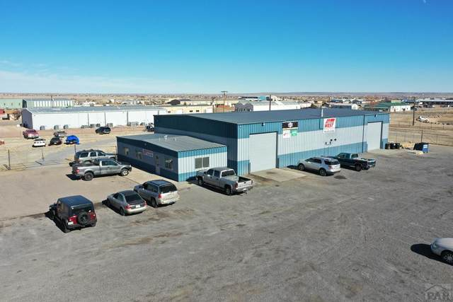12 N Research Dr, Pueblo West, CO 81007 (MLS #191456) :: The All Star Team