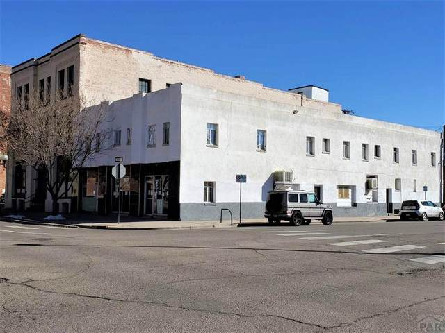 224-228 W 3rd St, Pueblo, CO 81003 (#192659) :: The Artisan Group at Keller Williams Premier Realty