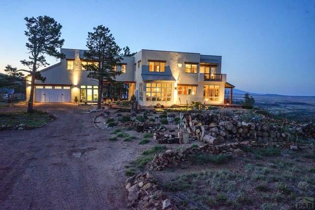 2000 Piney Ridge Rd, La Veta, CO 81055 (#193070) :: The Artisan Group at Keller Williams Premier Realty