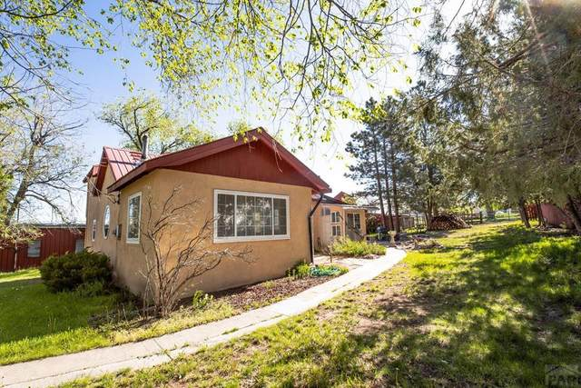 103 Pine St, La Veta, CO 81055 (#193169) :: The Artisan Group at Keller Williams Premier Realty