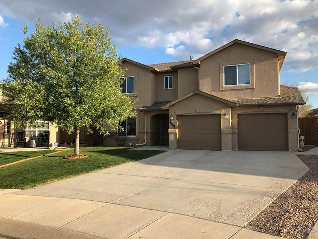 4908 Edna Court, Pueblo, CO 81005 (#193197) :: The Artisan Group at Keller Williams Premier Realty