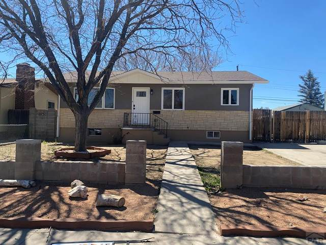 1621 N Monument Ave, Pueblo, CO 81001 (#193218) :: The Artisan Group at Keller Williams Premier Realty