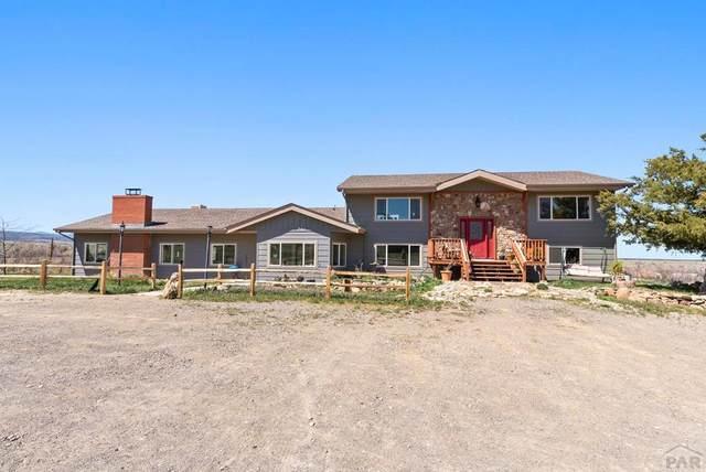 4231 W Colorado Blvd, Colorado City, CO 81019 (#193250) :: The Artisan Group at Keller Williams Premier Realty