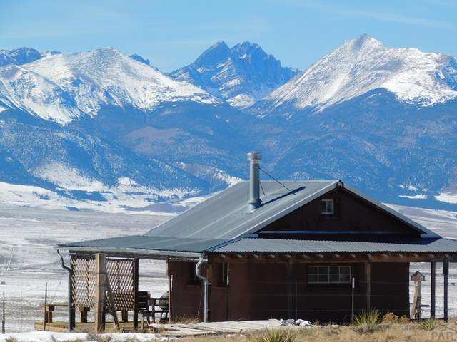 720 Crestone Peak Ave 449A, Westcliffe, CO 81252 (#193266) :: The Artisan Group at Keller Williams Premier Realty