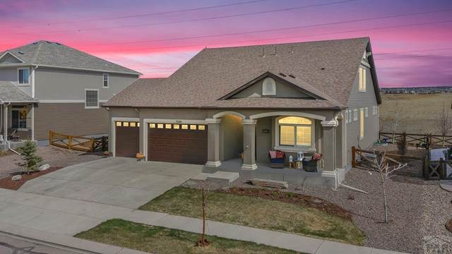 7320 Mountain Spruce Dr, Colorado Springs, CO 80927 (#193290) :: The Artisan Group at Keller Williams Premier Realty
