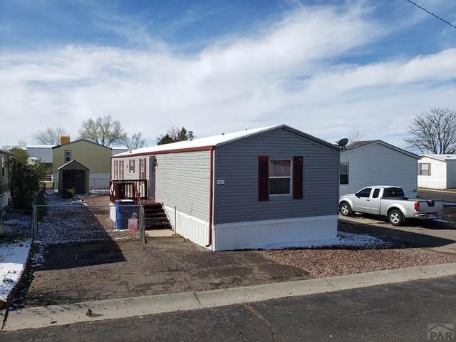 5000 Red Creek Springs Rd #86, Pueblo, CO 81005 (#193310) :: The Artisan Group at Keller Williams Premier Realty
