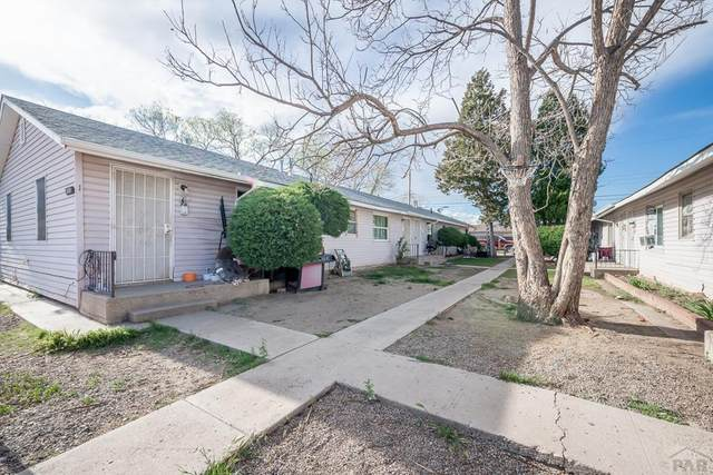 2105 E 5th St, Pueblo, CO 81001 (#193347) :: The Artisan Group at Keller Williams Premier Realty