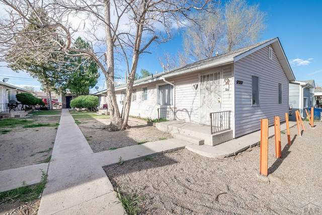 2107 E 5th St, Pueblo, CO 81001 (#193349) :: The Artisan Group at Keller Williams Premier Realty