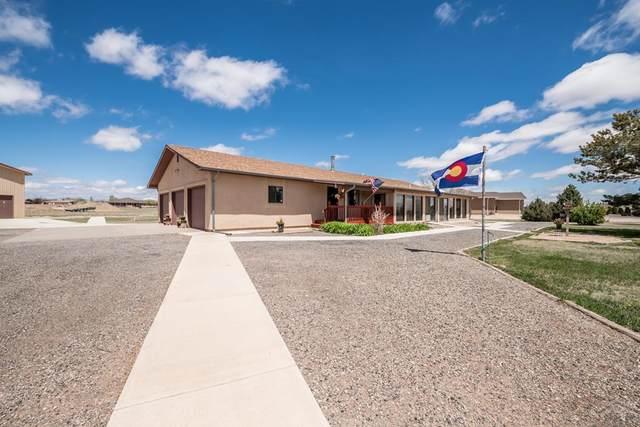 497 S Avenida Del Oro E, Pueblo West, CO 81007 (#193362) :: The Artisan Group at Keller Williams Premier Realty