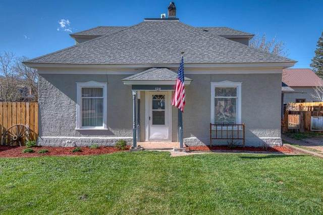 120 W Virginia St., La Veta, CO 81055 (#193367) :: The Artisan Group at Keller Williams Premier Realty
