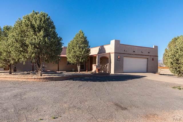 1278 W De La Vista Court, Pueblo West, CO 81007 (#193401) :: The Artisan Group at Keller Williams Premier Realty