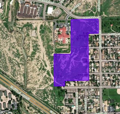 TBD Oakshire Lane #2, Pueblo, CO 81001 (#194369) :: The Artisan Group at Keller Williams Premier Realty