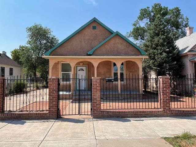 1627 Cedar St, Pueblo, CO 81004 (#196311) :: The Artisan Group at Keller Williams Premier Realty