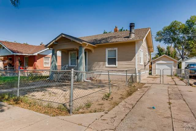2222 Spruce St, Pueblo, CO 81004 (#196312) :: The Artisan Group at Keller Williams Premier Realty