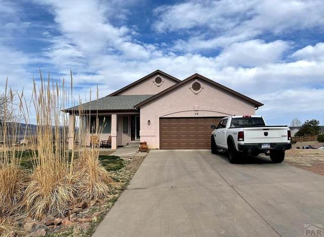 58 Wild Rose Dr, Canon City, CO 81212 (#196451) :: The Artisan Group at Keller Williams Premier Realty