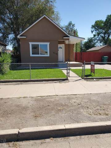 1610 E Orman Ave, Pueblo, CO 81004 (#196459) :: The Artisan Group at Keller Williams Premier Realty