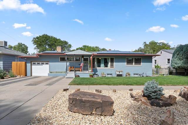 419 Cleveland St, Pueblo, CO 81005 (#196504) :: The Artisan Group at Keller Williams Premier Realty