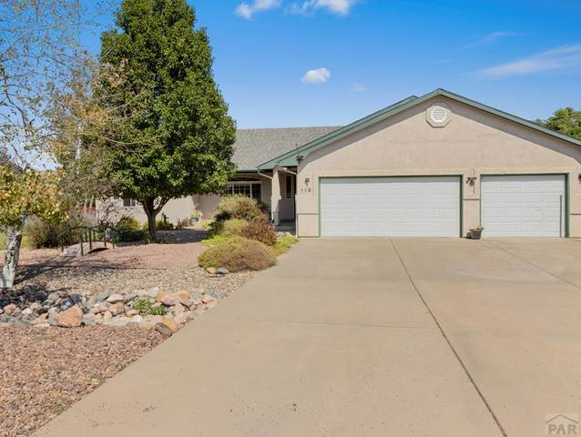 115 Savage Loop, Canon City, CO 81212 (#196510) :: The Artisan Group at Keller Williams Premier Realty