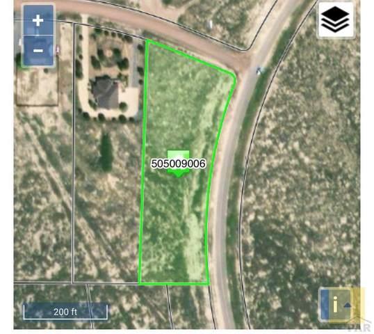 1192 E Marengo Dr #11, Pueblo West, CO 81007 (#197074) :: The Artisan Group at Keller Williams Premier Realty