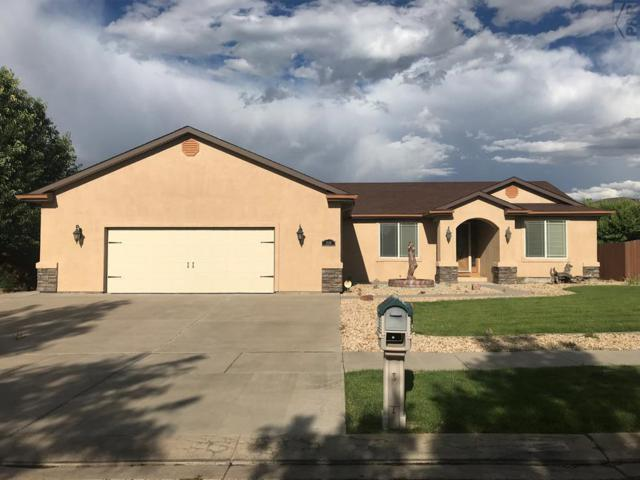 3518 Alturas Dr, Pueblo, CO 81005 (MLS #180351) :: The All Star Team of Keller Williams Freedom Realty