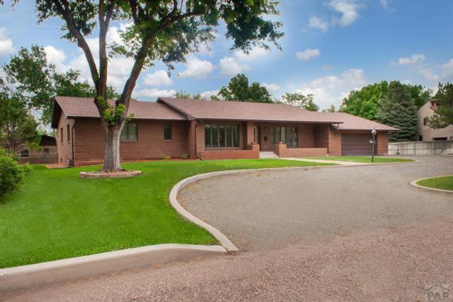 410 La Vista Rd, Pueblo, CO 81005 (MLS #181225) :: The All Star Team of Keller Williams Freedom Realty