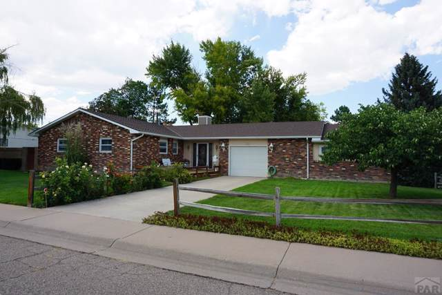 135 Montcalm Dr, Pueblo, CO 81005 (MLS #181799) :: The All Star Team of Keller Williams Freedom Realty