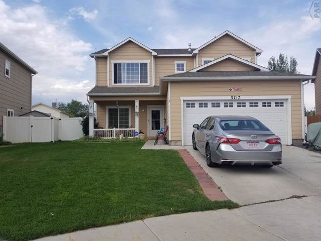 3717 Ringtail Ln, Pueblo, CO 81005 (MLS #181859) :: The All Star Team of Keller Williams Freedom Realty