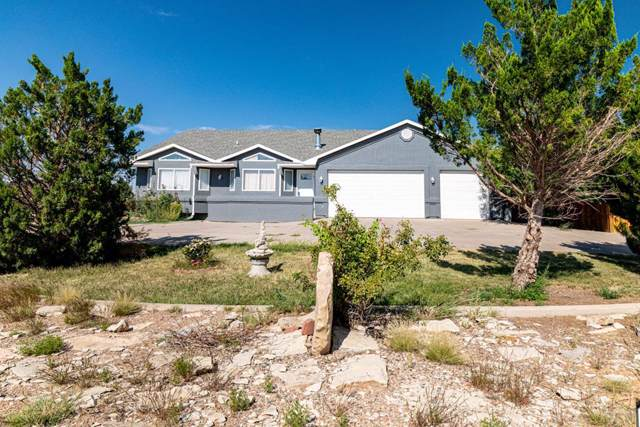 321 W Linden Ave, Pueblo West, CO 81007 (MLS #181890) :: The All Star Team of Keller Williams Freedom Realty