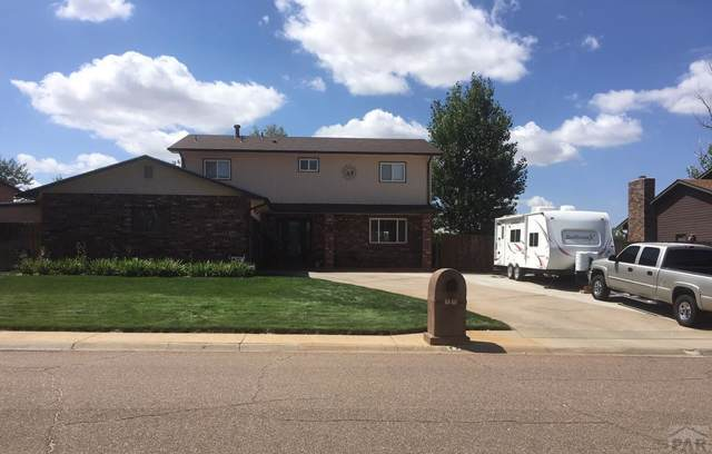 45 Verdosa Dr, Pueblo, CO 81005 (MLS #181915) :: The All Star Team of Keller Williams Freedom Realty