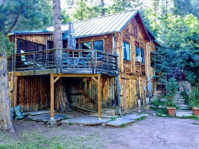 8890 Ula Trail, Beulah, CO 81023 (MLS #181928) :: The All Star Team of Keller Williams Freedom Realty
