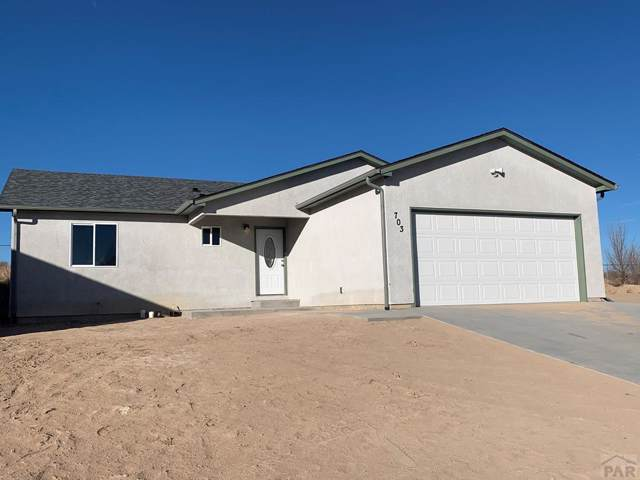 703 S Norwood Ave, Pueblo, CO 81001 (MLS #182179) :: The All Star Team of Keller Williams Freedom Realty