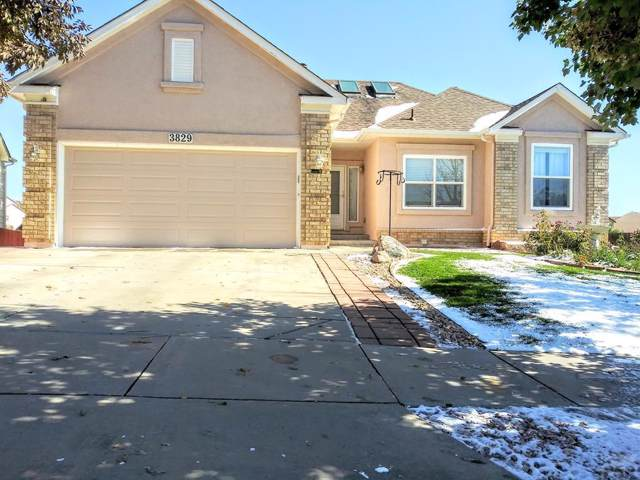 3829 Range Dr, Colorado Springs, CO 80922 (MLS #182701) :: The All Star Team of Keller Williams Freedom Realty