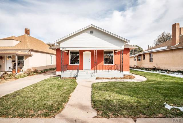 1430 Wabash Ave, Pueblo, CO 81005 (MLS #183069) :: The All Star Team of Keller Williams Freedom Realty