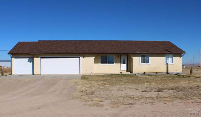 393 E Chadwick Dr, Pueblo West, CO 81007 (MLS #183227) :: The All Star Team of Keller Williams Freedom Realty