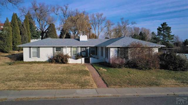 3120 Country Club Dr, Pueblo, CO 81008 (MLS #183304) :: The All Star Team of Keller Williams Freedom Realty