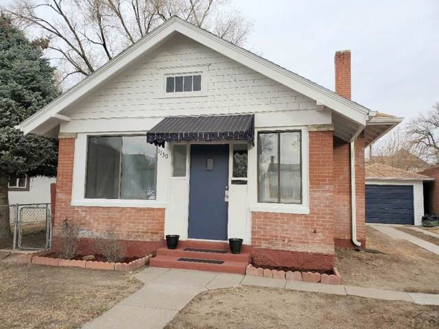 1130 Carteret Ave, Pueblo, CO 81004 (MLS #183305) :: The All Star Team of Keller Williams Freedom Realty