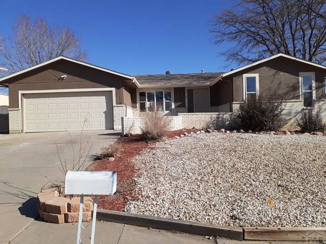 1 Goldweed Court, Pueblo, CO 81001 (MLS #183983) :: The All Star Team of Keller Williams Freedom Realty