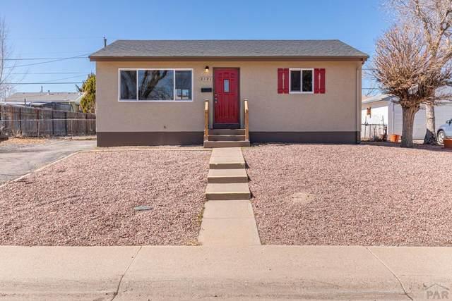 2121 Sherwood Lane, Pueblo, CO 81005 (MLS #184817) :: The All Star Team of Keller Williams Freedom Realty