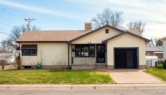 3210 St Clair Ave, Pueblo, CO 81005 (MLS #185162) :: The All Star Team of Keller Williams Freedom Realty