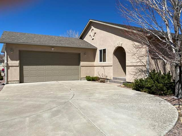 11 Woodbine Village Dr, Colorado City, CO 81019 (MLS #185299) :: The All Star Team of Keller Williams Freedom Realty