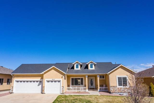 5213 Pascadero Dr, Pueblo, CO 81005 (MLS #185300) :: The All Star Team of Keller Williams Freedom Realty