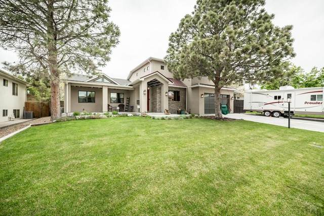 2941 Country Club Dr, Pueblo, CO 81008 (MLS #185917) :: The All Star Team