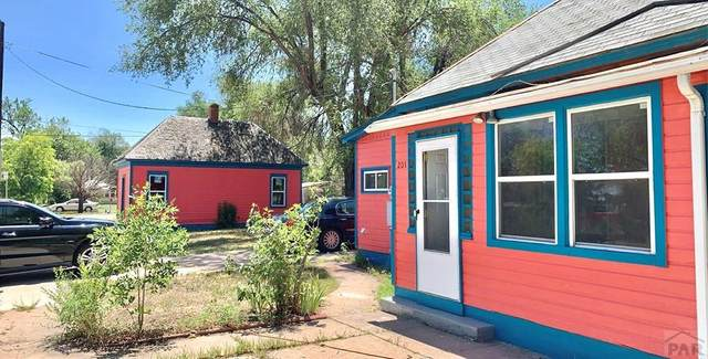 201 E 1st St, Manzanola, CO 81058 (MLS #187007) :: The All Star Team of Keller Williams Freedom Realty