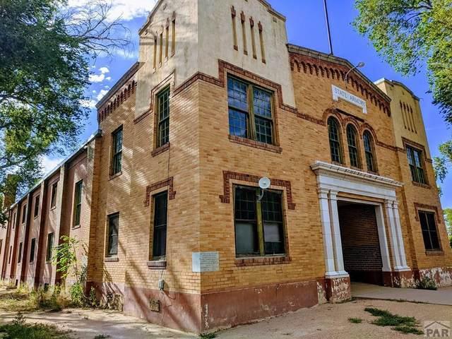 101 N Grand Ave, Manzanola, CO 81058 (#187095) :: The Artisan Group at Keller Williams Premier Realty