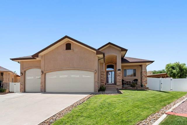 1813 Aquila Dr, Pueblo, CO 81008 (MLS #187122) :: The All Star Team of Keller Williams Freedom Realty
