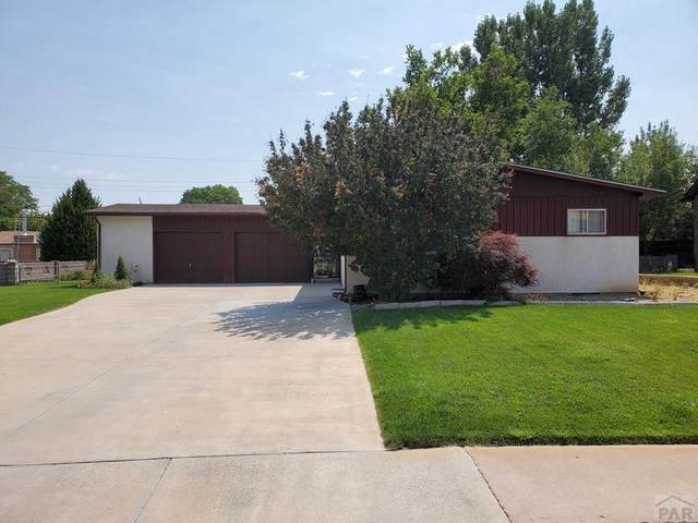 137 Cornell Circle, Pueblo, CO 81005 (MLS #187885) :: The All Star Team